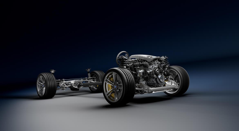 BMW M Technical Art