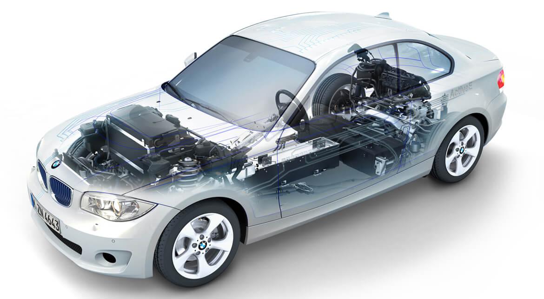 BMW Technical Art