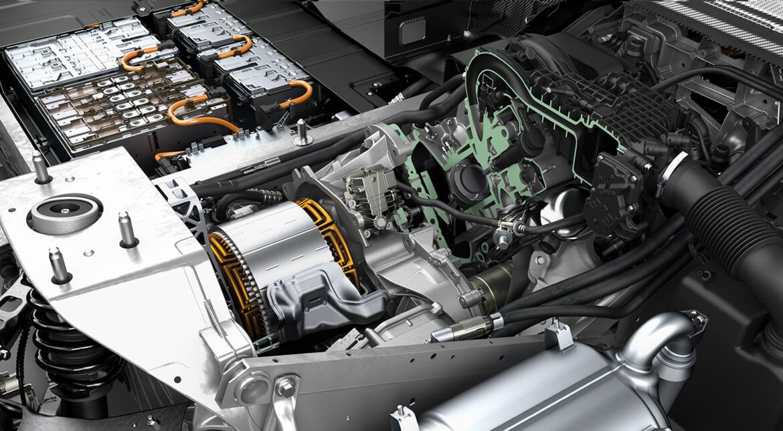 BMW i3 Technical Art
