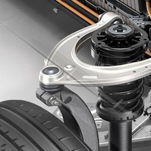 Portfolio BMW i8 Technical Art